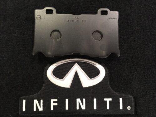 NEW OEM NISSAN INFINITI Sport Front Brake Pad Kit D1060JL00J G37 Q50 Q60 370Z