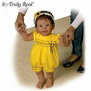 Kiaras First Steps: Walks With Your Help! - So Truly Real Lifelike, Interacti...