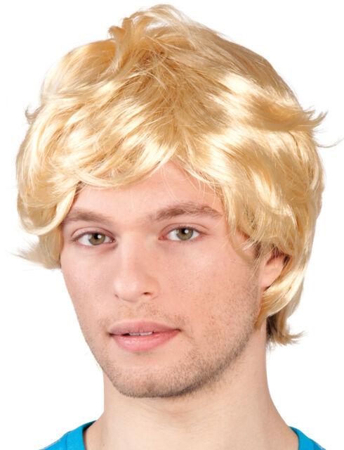 Tyler Beachboy Perücke blond NEU - Karneval Fasching Perücke Haare