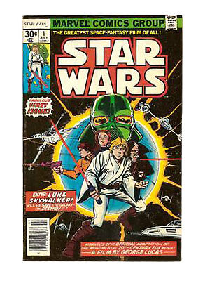 Star Wars 1 Jul 1977 Marvel For Sale Online Ebay