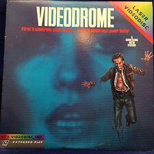 Videodrome (1982) [11-018] Laserdisc