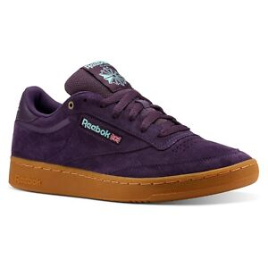 Reebok Club C Sneaker Deep PurpleEbay 85 Men's A5q3RS4Lcj