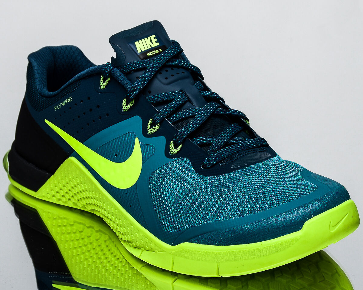 Casual wild Nike Metcon 2 II men training train gym sneakers shoes NEW rio teal volt