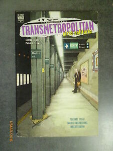 TRANSMETROPOLITAN-n-6-Citta-solitaria-Ed-Play-Press-2002