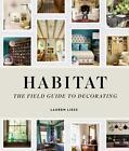 Habitat von Lauren Liess (2015, Gebundene Ausgabe)