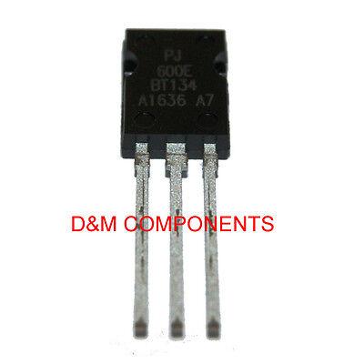 8A 600V BT137-600E Sensitive Gate Triacs 2 or 5 Pack of 1