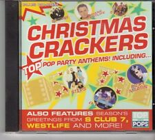 (FP504) Top Of The Pops Magazine Christmas Crackers - 2000 CD
