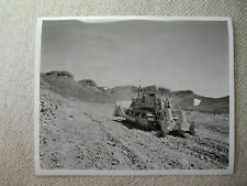 Allis Chalmers Fiatallis41b Tractor Dozer Photo 8x10