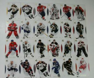 07-08-SP-Authentic-Hockey-Base-Card-Lot-24-Cards-Total