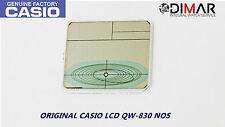ORIGINAL LCD QW-830 NOS FOR CASIO CGW-50