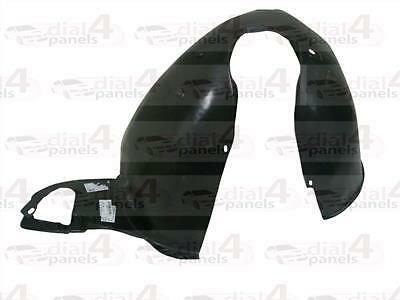 PEUGEOT 207 2006-2012 DRIVER SIDE FRONT WHEEL ARCH LINER INNER WING SPLASH GUARD