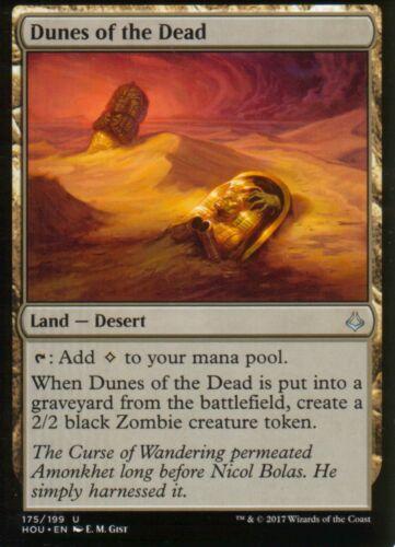 4x Dunes of the DeadNM//MHour of DevastationMagic MTG