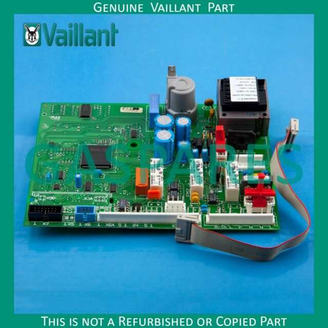 Vaillant Gas Spare PCB Printed Circuit Board Part No 130479 - Brand New Genuine