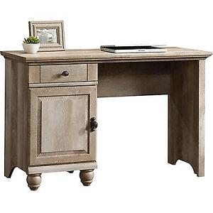 Computer Desk Wood Home Office Furniture Workstation