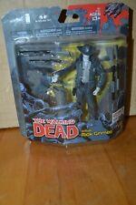 The Walking Dead Rick Grimes justicier Edition 25 cm Action Figure McFarlane