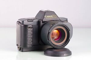 PRECIOSA-CLASICA-CANON-T80-CANON-AC-1-8-50-EXCELLENT-CLA-SERVICED-TESTED