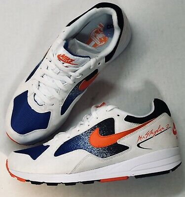 Nike Air Skylon II Mens Casual Shoe BlueOrangeWhite AO1551