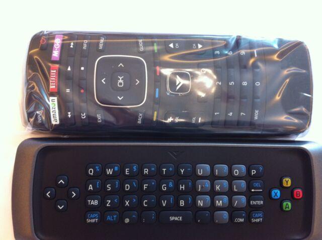 New Vizio XRT302 Keyboard Remote for M420KD M470VS M550VS M650VS M550SL E551VA