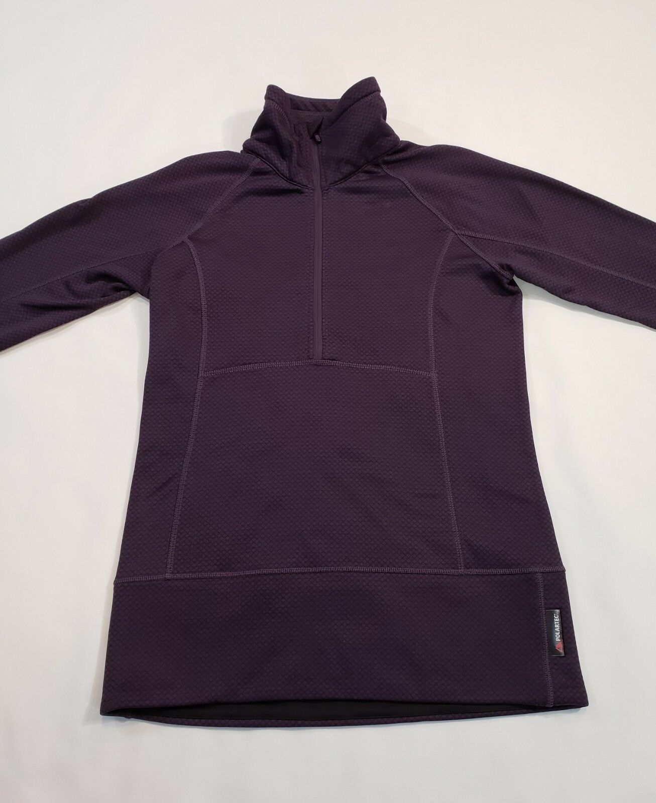 Burton AK Women's Women's Women's Lift Half-Zip Fleece Purple Label Long Sleeve Large 0dc50a