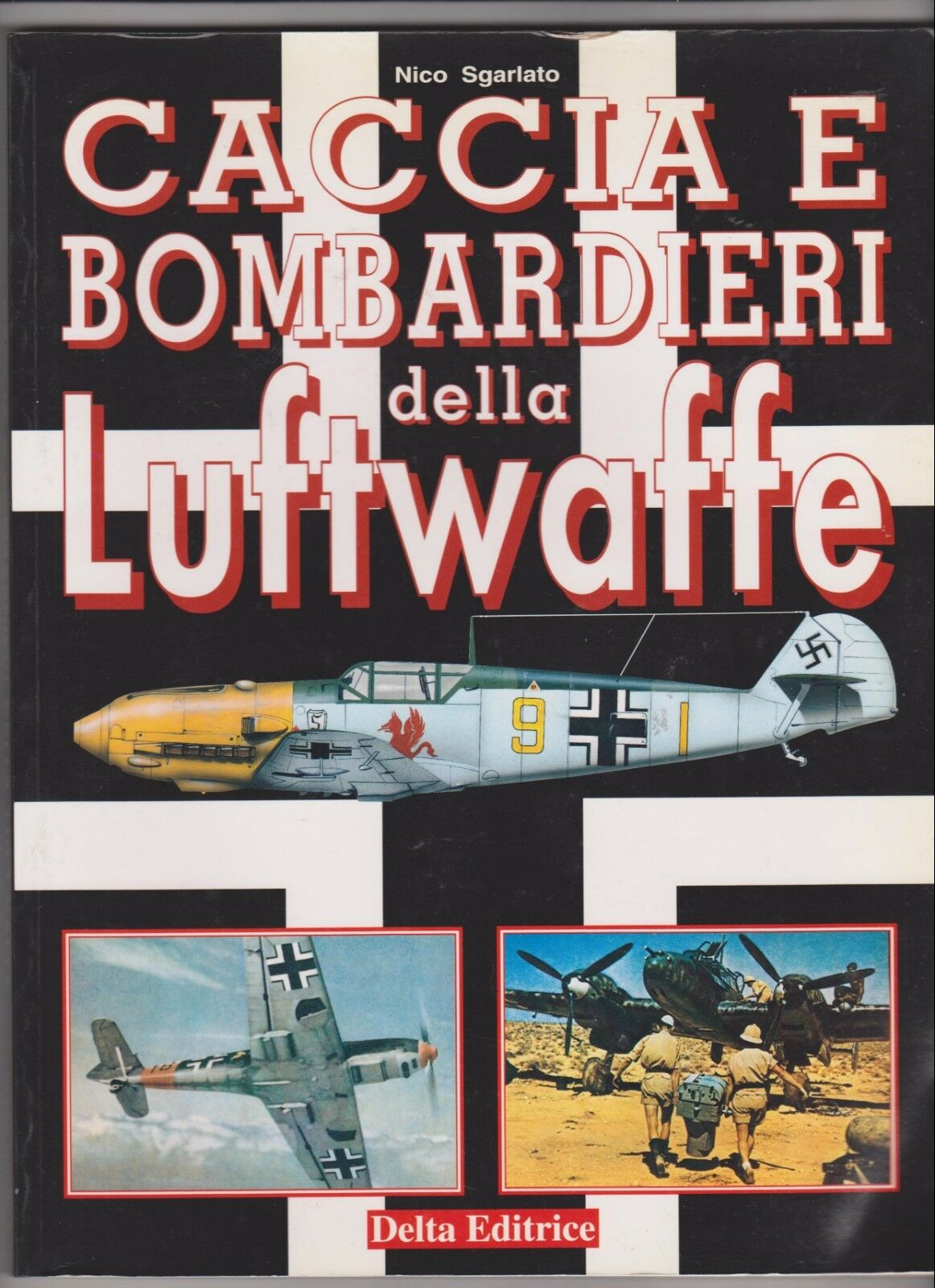Caccia e bombardieri della luftwaffe II guerra guerra guerra 5673b5