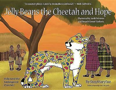 1 of 1 - Jelly Beans the Cheetah and Hope-ExLibrary