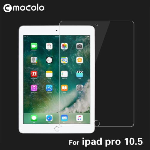2017 MOCOLO Full Tempered Glass Screen Protector Film for iPad Pro 10.5-inch