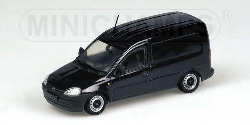 Santa Claus arrive Opel Combo 2002 Blue 1:43 Model MINICHAMPS MINICHAMPS MINICHAMPS | La Plus Grande En Matière De Commodité  8813cd