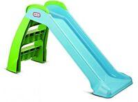 Little Tikes First Slide (blue/ Green)