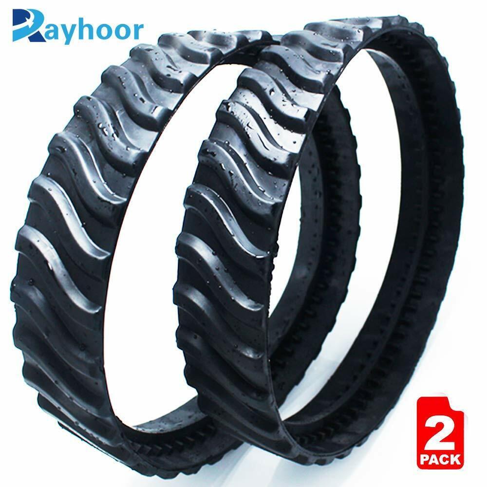 2pcs Tracks Tyres Wheel For Zodiac MX8 MX6 Baracuda R0526100 Replace Accessories