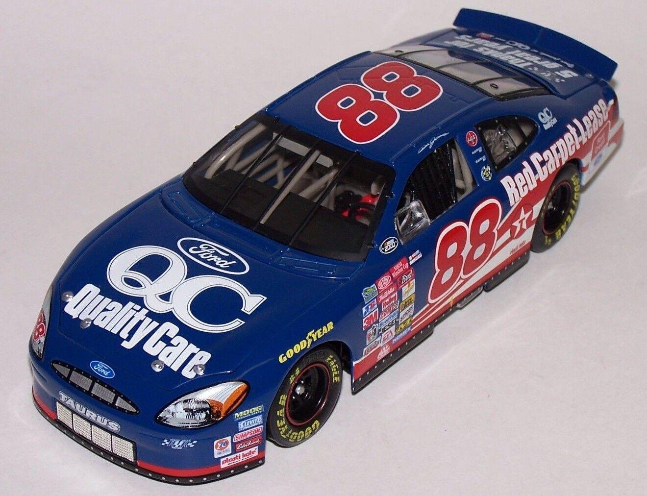 Dale Jarrett 2000 Taurus Last Ride QC 1 24 Acción