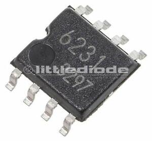 ROHM-BD6231F-E2-Brushed-Motor-Driver-IC-1A-8-Pin-SOP