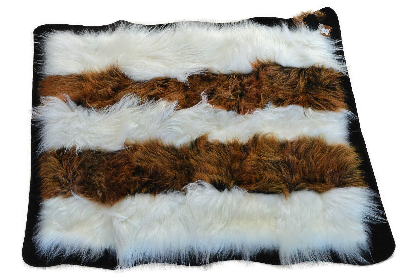 In esclusiva Islanda Agnello Tappeto 150x120 cm Tappeto Pelliccia alfiere alfiere alfiere Pecora Pelle 45e7d5