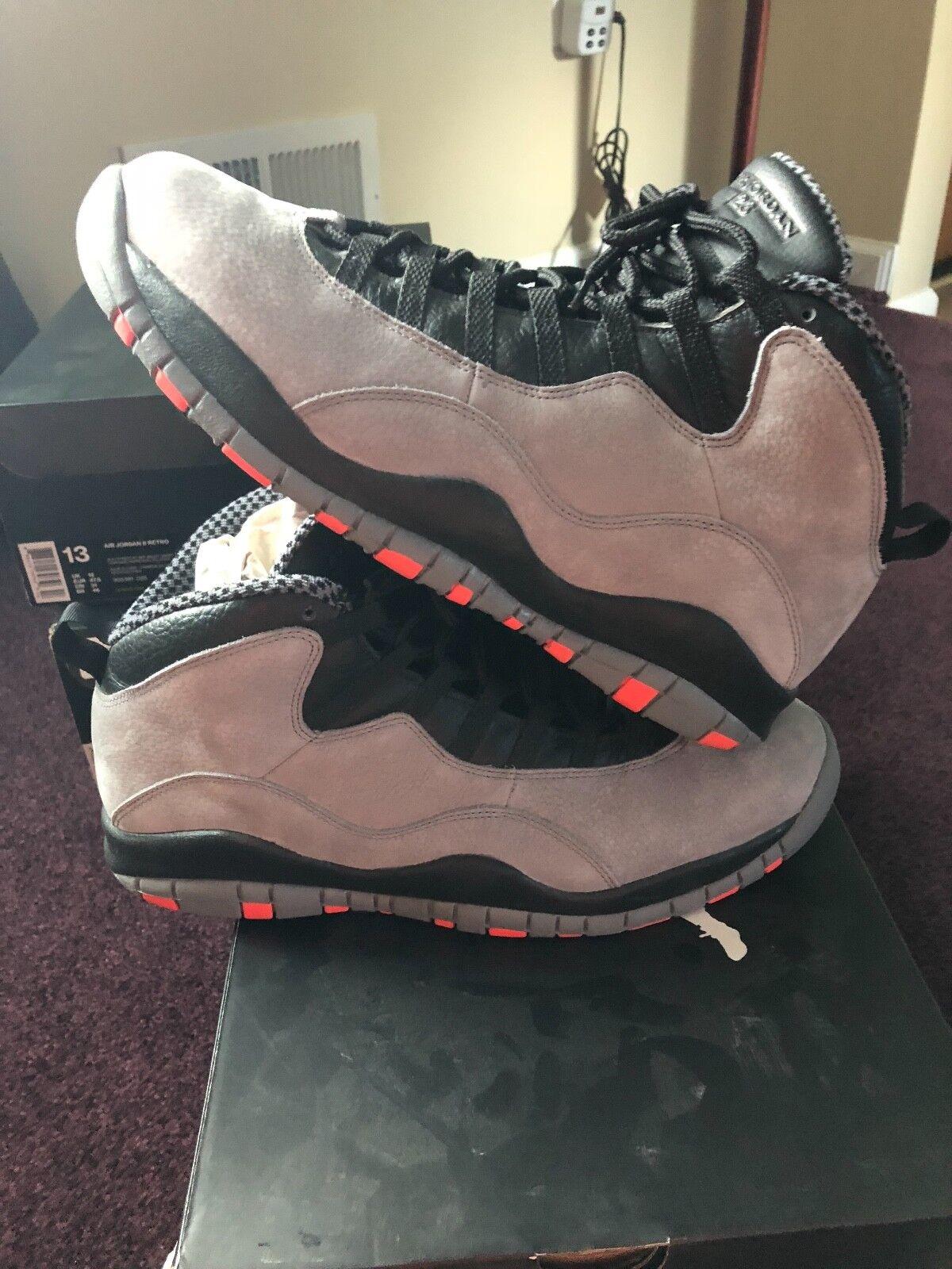 Air Jordan Retro 10 Cool Grey Size 13 Men's