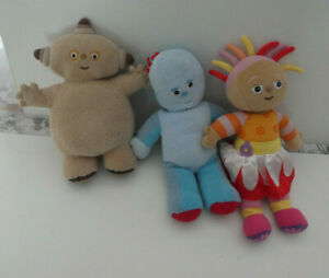 IN-THE-NIGHT-GARDEN-TAlKING-IGGLE-UPSY-DAISY-amp-MAKKA-PLUSH-TOYS-ITNG