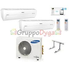 CLIMATIZZATORE DUAL SAMSUNG INVERTER AR7000M SMART WIFI 12000+12000 AJ050F 12+12