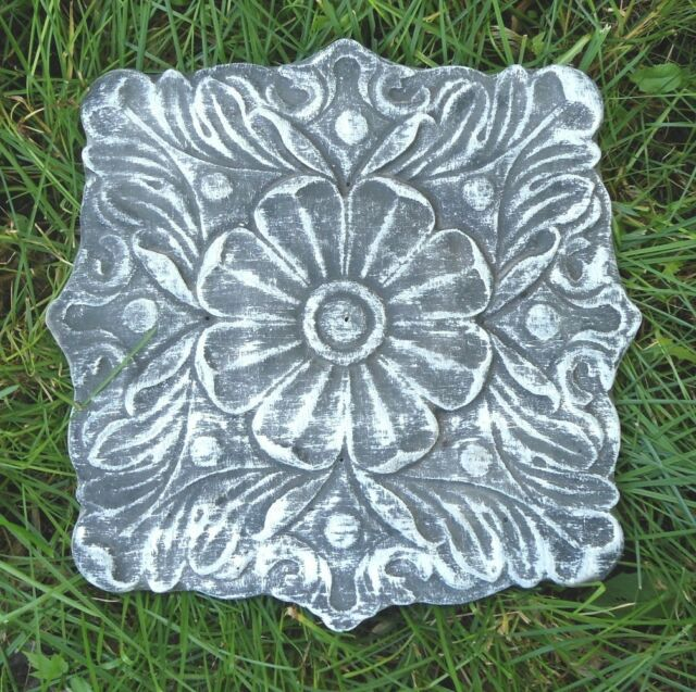Leaves riser concrete mold plaster casting plastic mould
