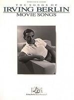 Irving Berlin Movie Songs Sheet Music P V Composer Collection 000308090
