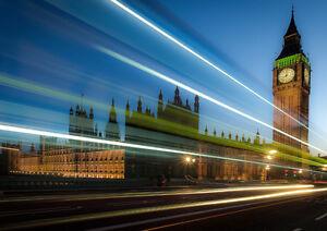 BIG-BEN-PARLIAMENT-LONDON-NEW-A4-POSTER-GLOSS-PRINT-LAMINATED