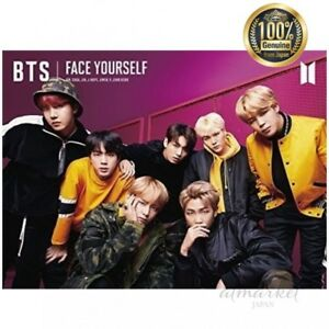 Nuevo-Face-Yourself-First-Edicion-Limitada-B-DVD-CD-DVD