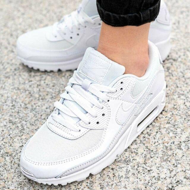 Nike Air Max 90 Essential Triple White