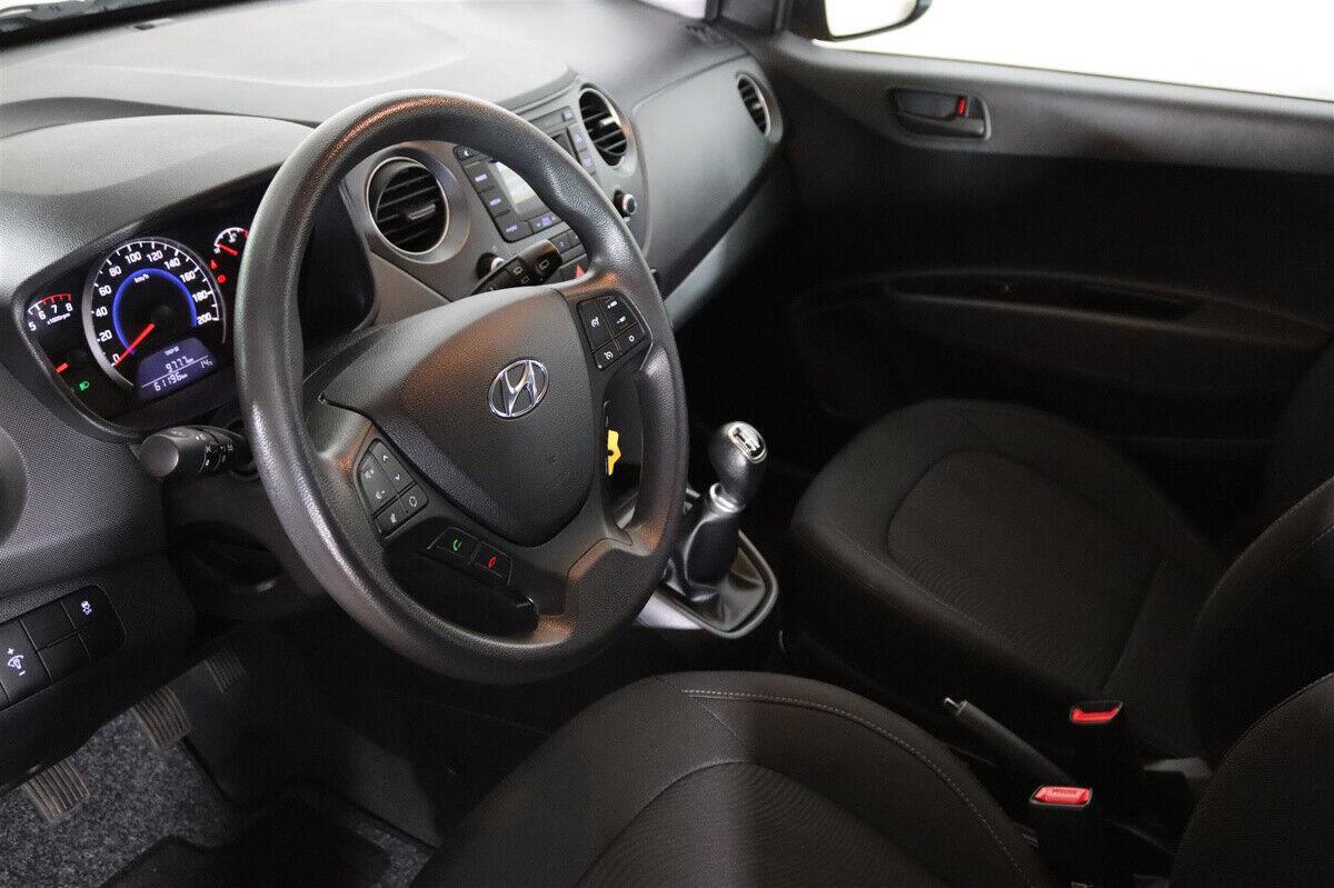 Hyundai i10 1,0 Go Clim - billede 6