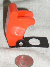 1 Red Plastic Safe Toggle Switch Flip Safety Cover Guard Military Nitrous Usa