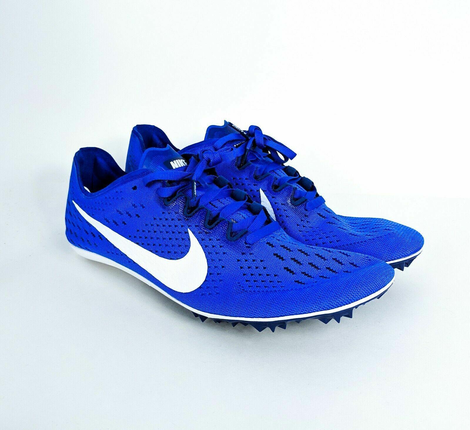 Nike Zoom Victory 3 Track shoes bluee Mens Sz 11 835997-411