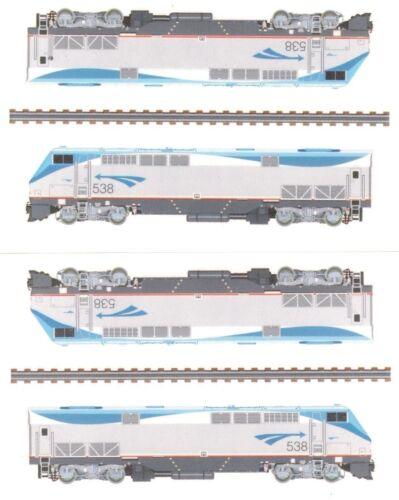 ~ Retired NLA Train Travel Speed Passenger Tracks Mrs Grossman Stickers ~