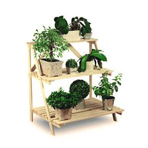 gartenregal blumenregal blumentreppe pflanzentreppe holz blumenkasten rp 02. Black Bedroom Furniture Sets. Home Design Ideas