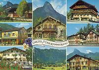 AK: Gruss aus Oberammergau