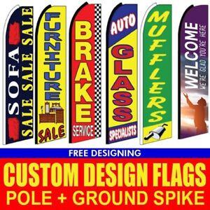 78ea51db 15' Custom Feather Flag, outdoor flag, Custom Flag Banner, Feather ...