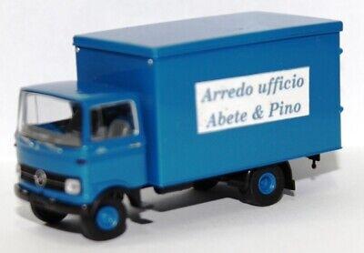 Ambizioso 48518i Brekina Ho (1:87) Mercedes-benz L 608 Trasporto Arredi Italiani Né Troppo Duro Né Troppo Morbido