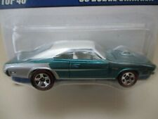 1:64 Hot Wheels 40th Anniversary since 68 Custom Ford Mustang