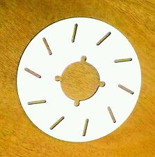 BladeZ STAINLESS scooter brake disc rotor Moby Tanaka power board XTR PTV 450 35